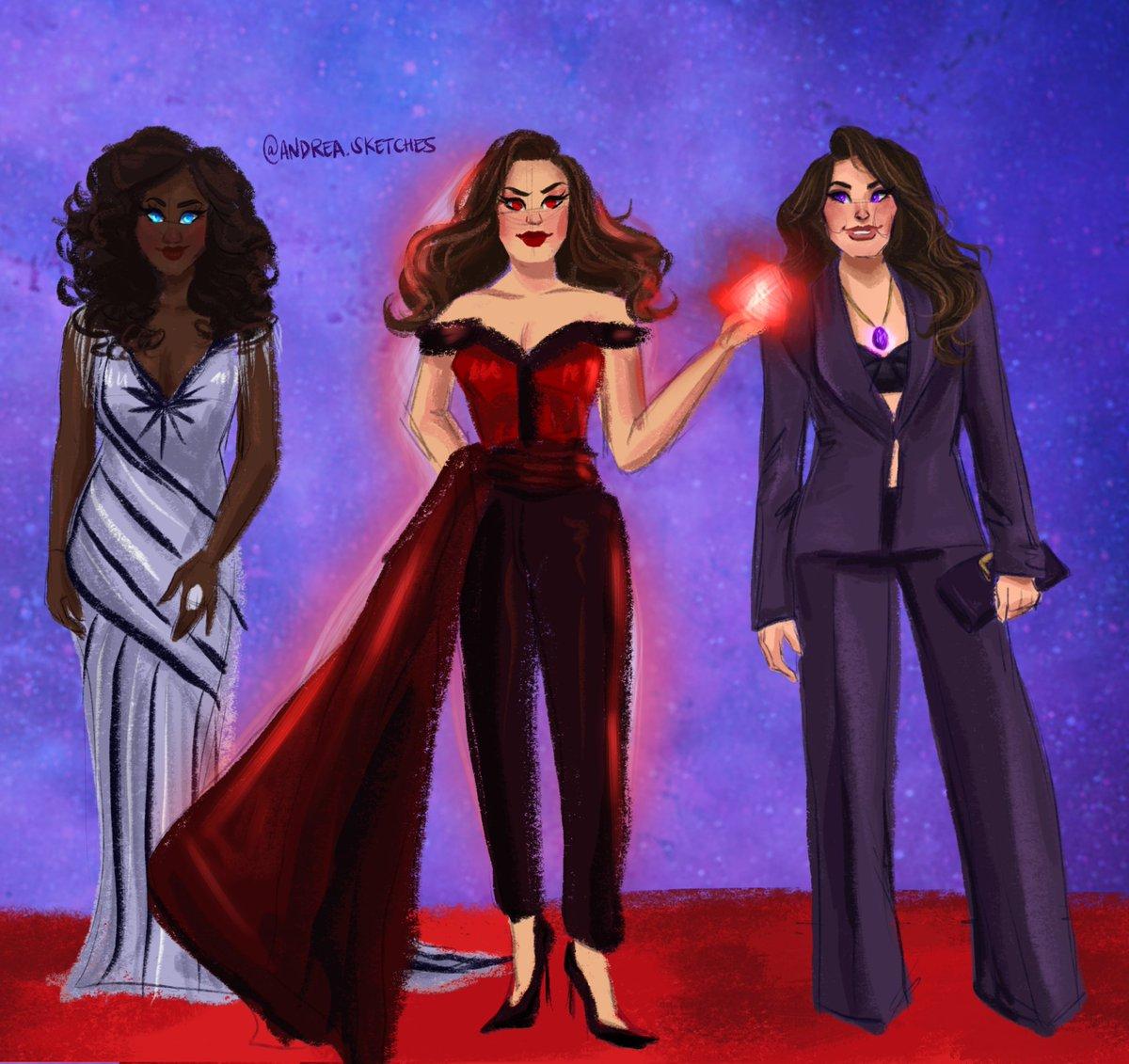 THEY!!!! #wandavisionbash #WandaVisionFinale
