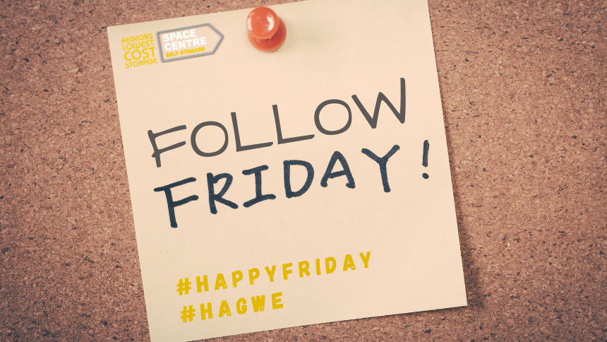 Sending everyone positive #FridayVibes and hope you all have a fabulous weekend! Make sure to follow these amazing people next week #FollowFriday   @TheLighthouseCe @FTSOnline @LoubekB @DS_Removals @CWOFM @NWRHygiene @ChartFence_Shed @GilliansBlinds @HartleysRooms @shfqpb