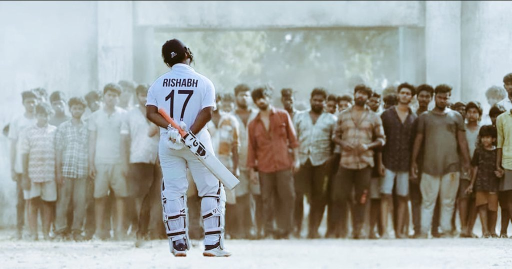 Really mass innings by @RishabhPant17 #101  @BCCI  #AUSvsIND