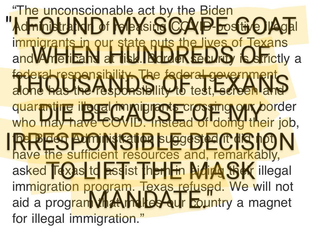 Fixed it!  #GregAbbottFailedTexas #COVID19 #GregAbbottisanidiot #Texas #TexasMaskMandate