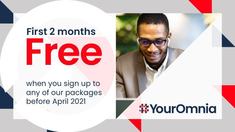 New Tax Year. New Payroll Partner. Sign up with Omnia as your payroll partner before the 6th April and receive your first 2 months free. Another reason for us to become #YourOmnia.    Find out more:     #outsourcing #MondayMotivation  #payrollsupport