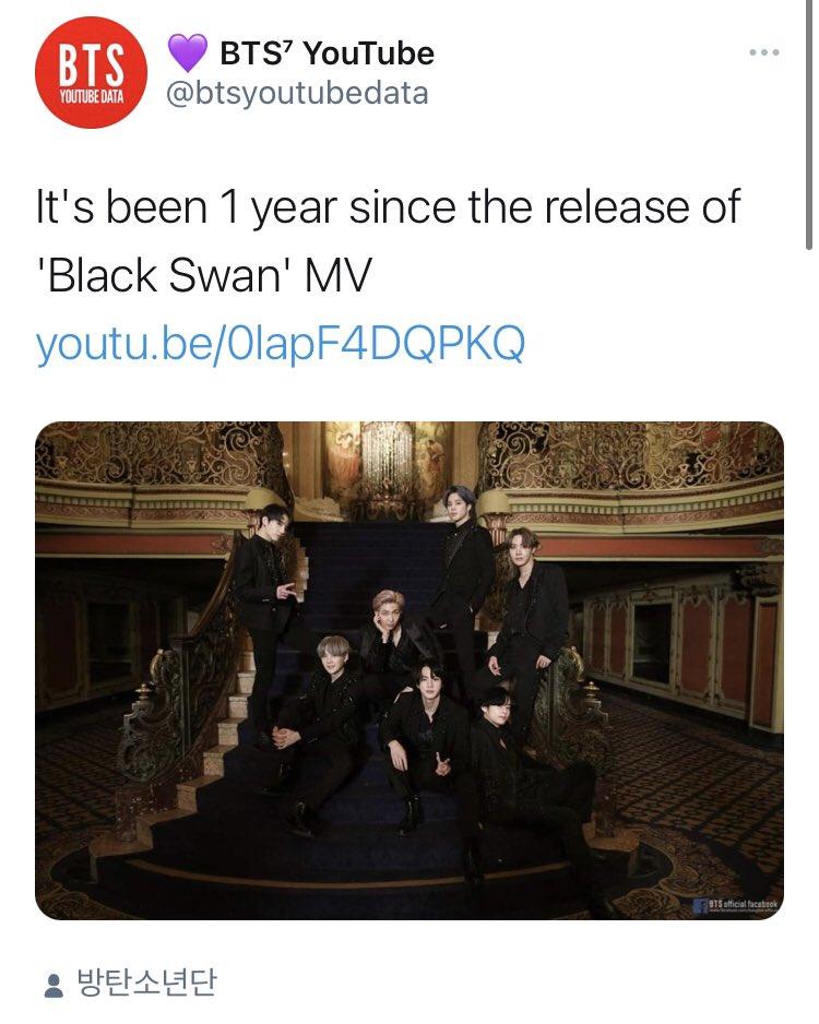 masterpiece 🦢 #1YearWithBlackSwan