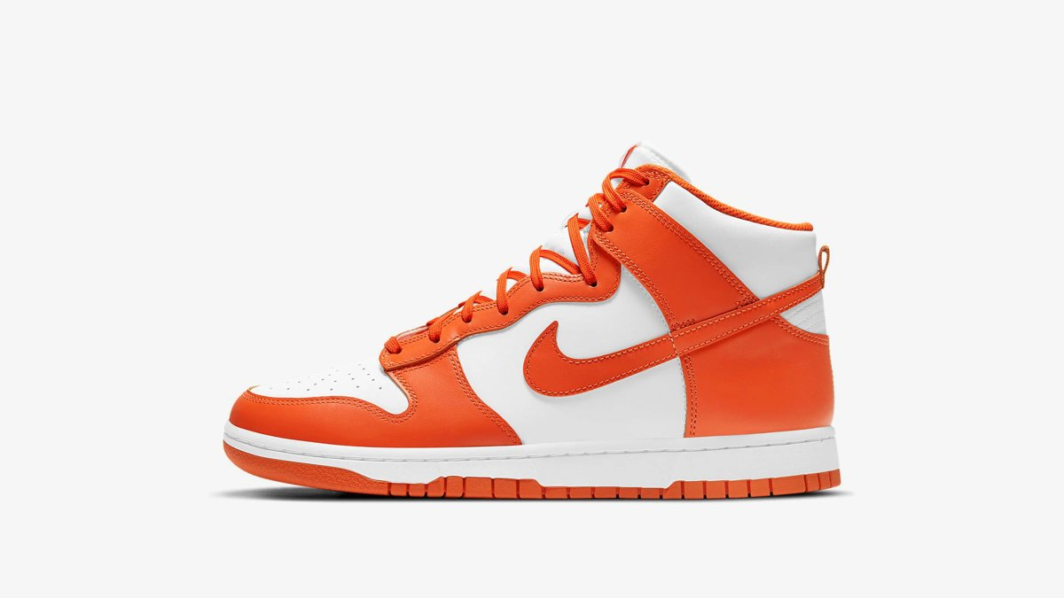 END online raffle live for the Nike Dunk High Retro