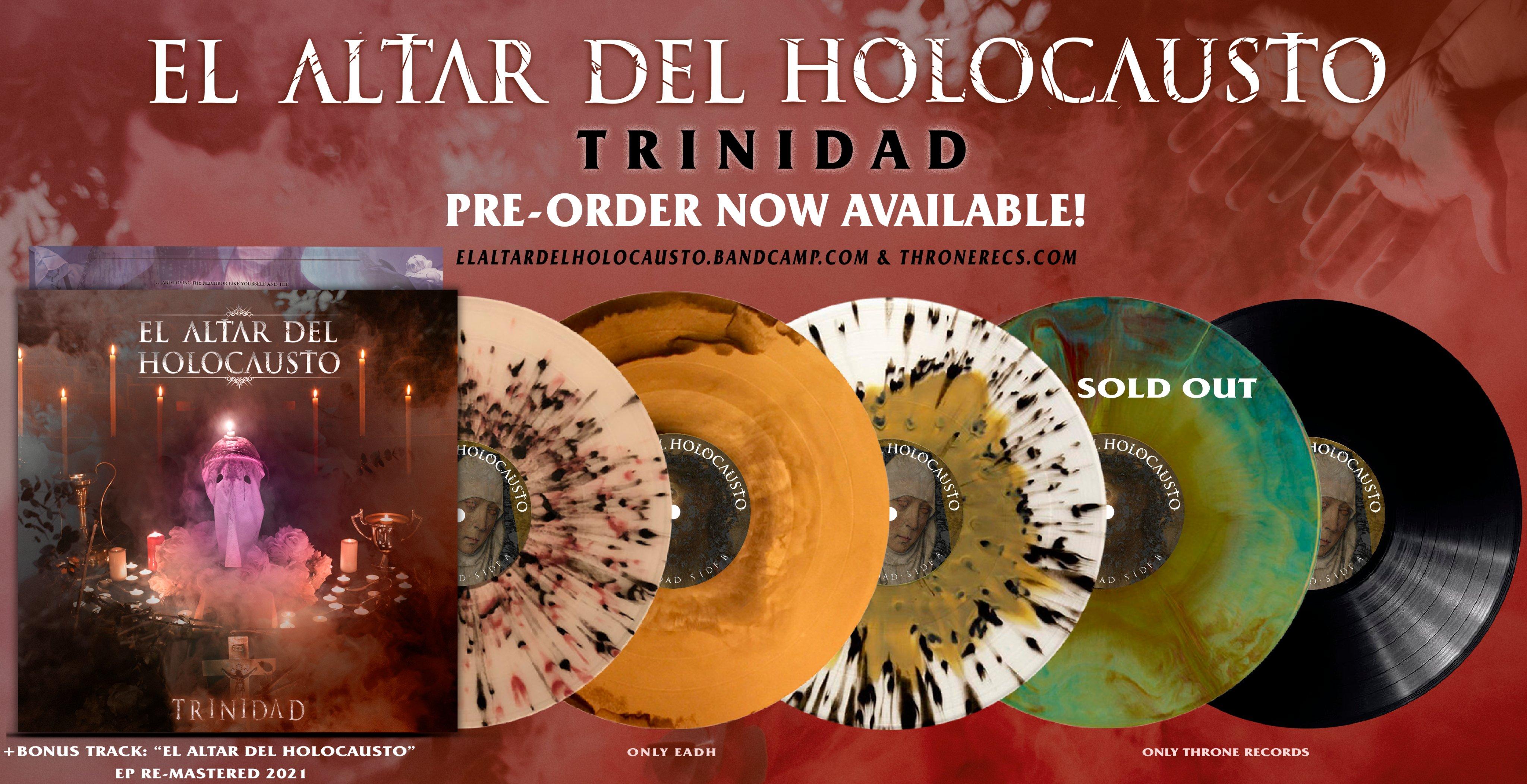 El Altar Del Holocausto: ¡¡¡✞ T R I N I DAD -  1 de Octubre BARCELONA - Razz3   !!!!! - Página 15 EvtKbrkWgAA7yf_?format=jpg&name=4096x4096
