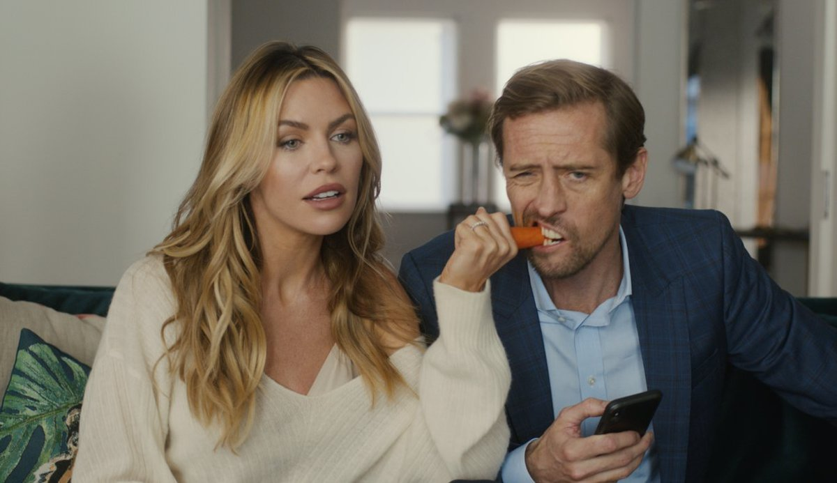 This Cheltenham, don't feel like a punter, feel like a favourite.  @petercrouch gets the thoroughbred treatment from @OfficialClancy in our new Cheltenham ad.  #FeelLikeAFavourite  (18+ BeGambleAware)