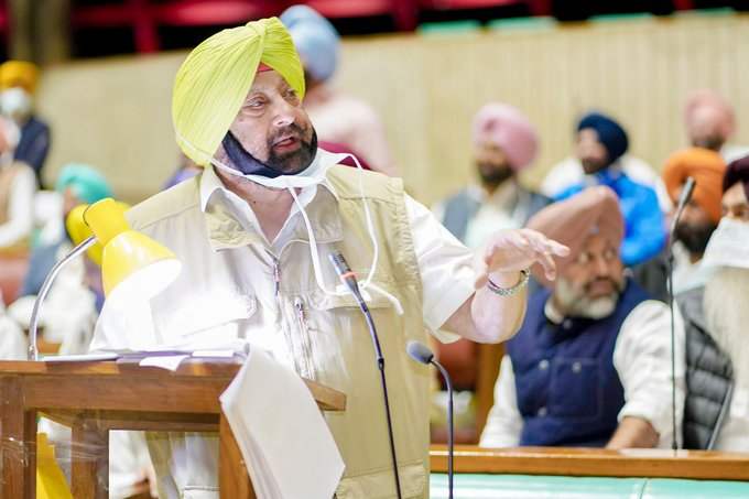 PM Narendra Modi COVID Review Meeting: Captain Amarinder Singh said stricter policy being formulated for second peak of coronavirus in Punjab.