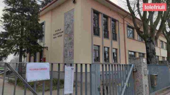 Udine sud: tutti i bidelli in quarantena, scuola Ada Negri e asilo Paparotti chiusi La comunicazione è arrivata ai genitori in tarda serata. Revocato, nel frattempo, lo sciopero previsto per lunedì 8 marzo 👉👉👉   #scuola #elementari #udine #asilo #covid