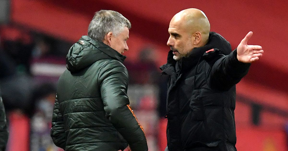 Starting XI: Manchester City vs. Manchester United  #MUFCFamily #MUFC #RedDevils