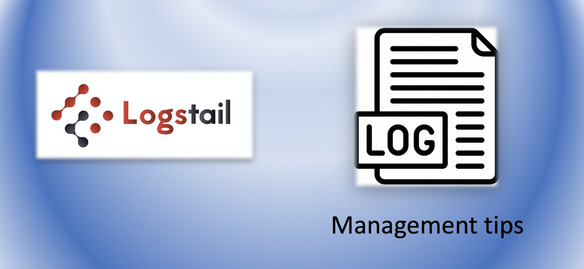 Need some #advice and #Tips on handling #logmanagement?  @logstail #DataAnalytics #informationsecurity #alerting #monitoring #Security #CloudComputing #Insights #CyberSecurity #DataScience #analytics #report #logging #Management