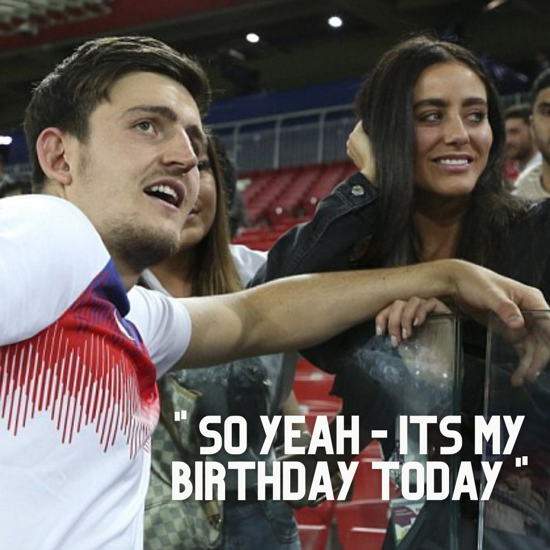 Football Birthdays On This Day – 5th March 1993  Happy Birthday to @HarryMaguire93 who turns 28 today!  #MUFC