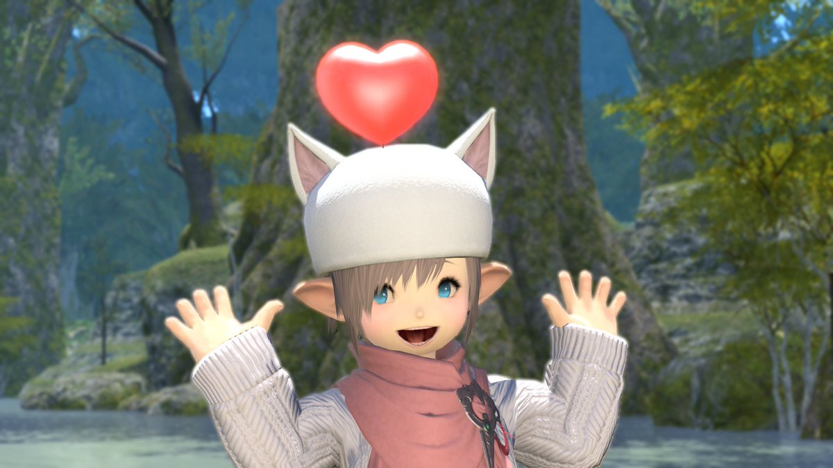 The #FFXIV Valentione's & Little Ladies' Day event ends soon! ⏰  Don't forget to snatch the seasonal rewards before the event concludes on March 8! 💖🌸