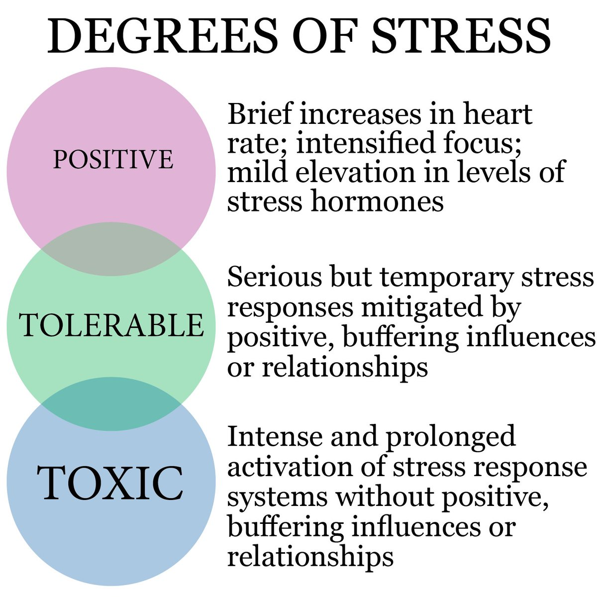 Toxic stress in a child because of adverse events can be devastating to the long term development of the child #Aces #ToxicStress #traumainformed #Trauma https://t.co/Rg2CCZq5tj