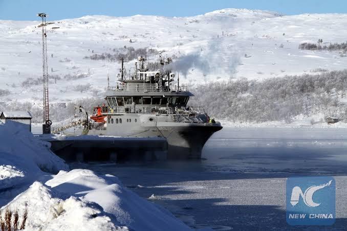 China pledges to build Polar Silk Road over 2021-2025 Photo