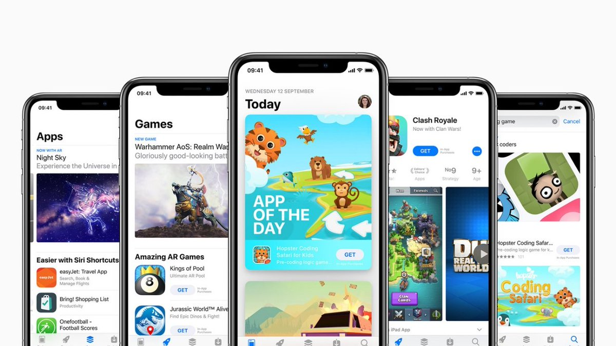 test Twitter Media - UK Launches Antitrust Investigation of Apple App Store – https://t.co/oGHmJ6UL7b https://t.co/8vxNvwcgAh https://t.co/c1EQ71T163