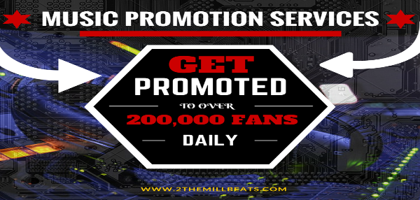 Promote Your #Music Online TO 200K Music Fans. Start here: