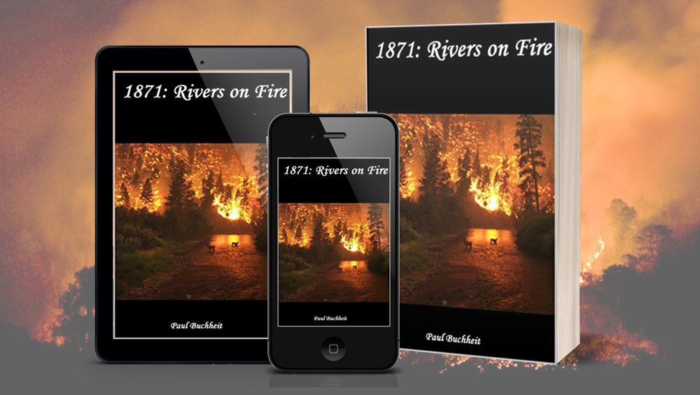 #fire #ChicagoFire #PeshtigoFire #history #love #triumph #treachery #heartbreak #mustread   The deadliest fire in American history.  A riveting and  heart-wrenching picture of the terrible landscape of loss and grief left behind after the fire.