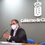 "Image for the Tweet beginning: 📻 @gusantanamartel (@EcoGobCan): ""La previsión"