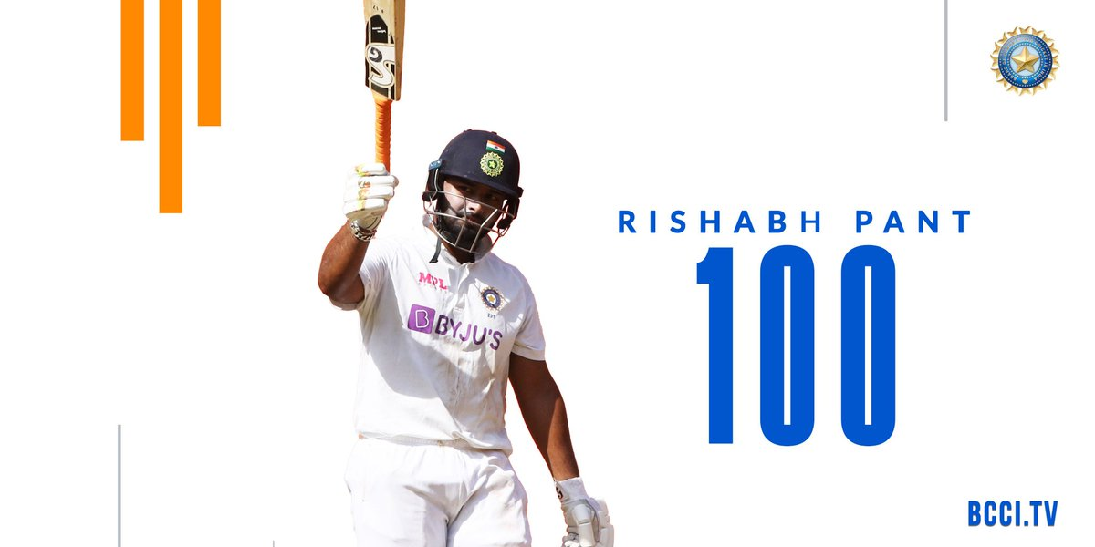 #RishabhPant What an explosive knock at #MoteraCricketStadium it is one of the best test innings #INDvsENG_2021