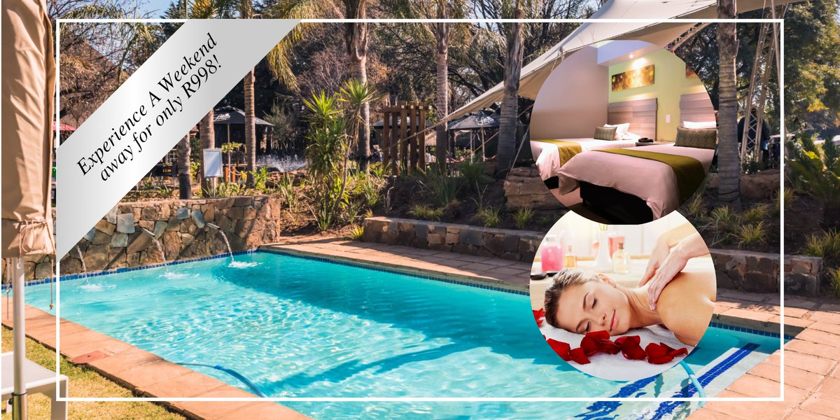 Experience the Great Escape - A Weekend Away for Two for ONLY R998 incl. discounts at our @Mangwanani Spa as well as The Grill at One Twenty. Book Now:   #summer #vacation #vacationmode #holidays #sunshine #pool #hoteldeals #pool #hotel #tourism #travel
