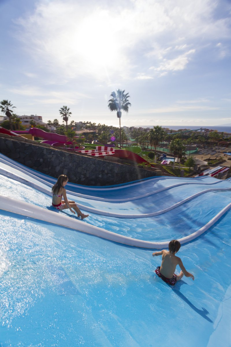 Ready, steady, go!😀 #Waterpark #AqualandCostaAdeje #CostaAdeje #Fun #Family #Waterslides #Holidays #Travel #Tenerife #VisitTenerife #CanaryIslands #LatitudeOfLife #HappyWeekend