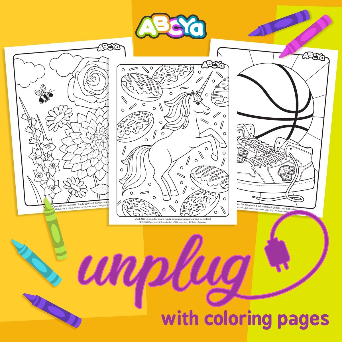 Abcya Com S Tweet Need A Break From Screen Time Check Out Abcya S Collection Of Printable Coloring Pages Abcya Nationaldayofunplugging Trendsmap