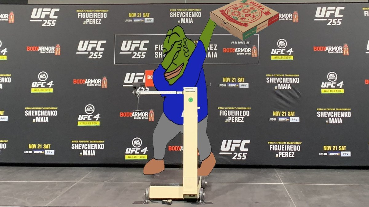 izzy weighing in at 200.5 #UFC259 https://t.co/D8cVY2qj7L