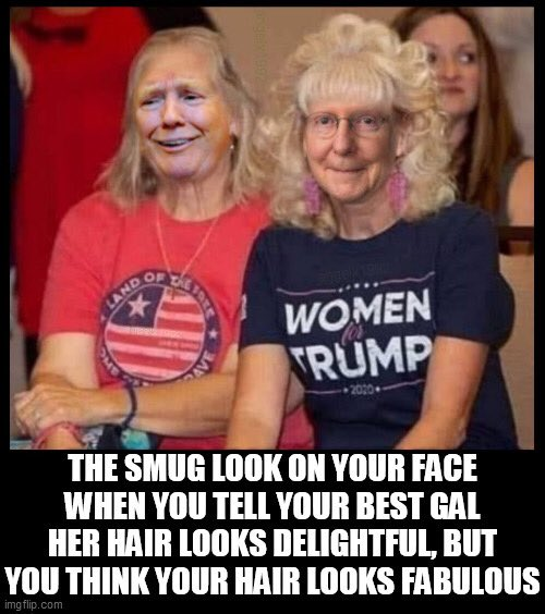 Mommy Mitch and daddy Donald when their not fighting. #MoscowMitch #convictanddisqualifytrump