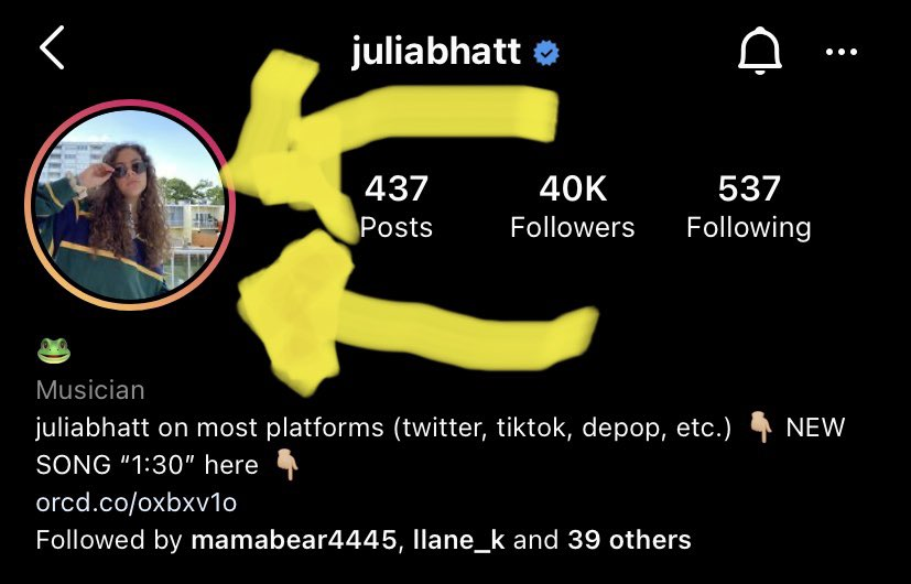"""Maybe you'll join me. I hope you do.  To get in:   - visit @JuliaBhatt's page on Instagram at 8:30 ET - her avatar will say """"Live"""" - click on the avatar  That's it... you're in. And then at 9:00 we'll jump to @thechrisbarron's feed.  15/"""