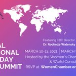 Image for the Tweet beginning: Atlanta's 5th Annual International Women's