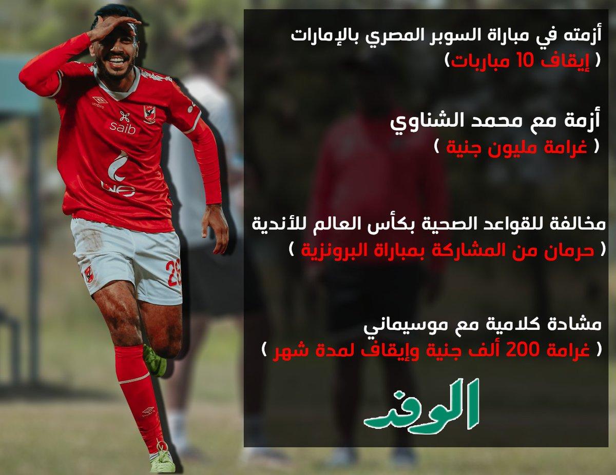 بوابة الوفد هل يرحل محمود كهربا بعد أزمته الأخيرة مع موسيماني