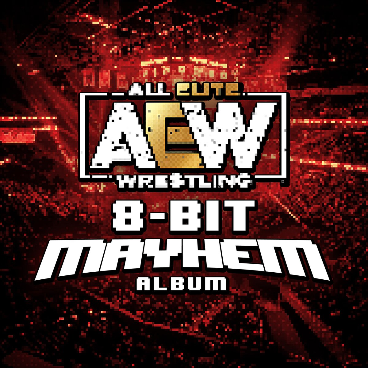 🕹️💥ALBUM ALERT!💥🕹️  Now available - AEW Themes: 8-BIT MAYHEM! 17 of your favorite AEW Entrance Themes reimagined in the 8-bit chiptune style for your enjoyment!!  Grab it NOW!  Bandcamp:   Apple:   Spotify: