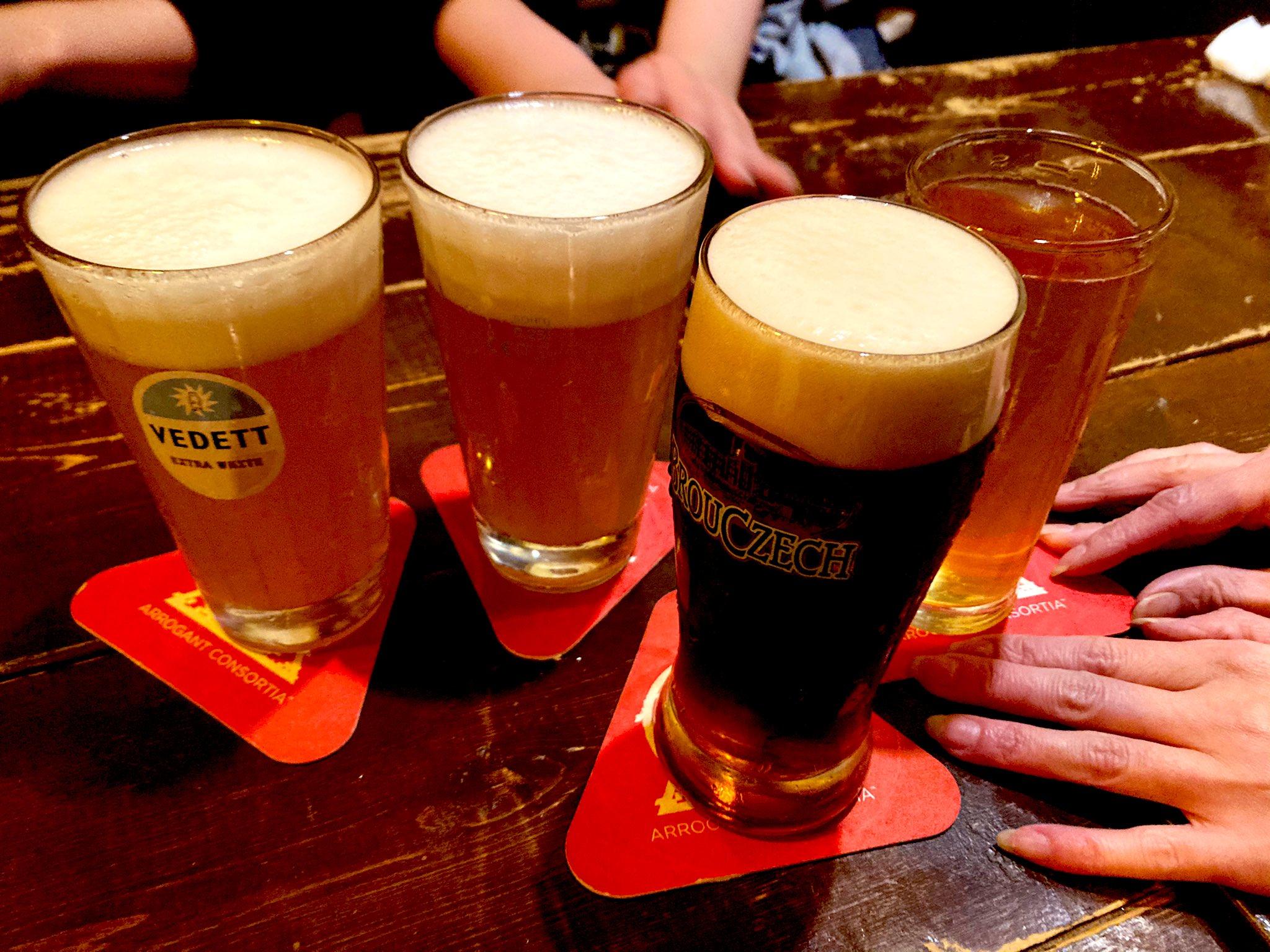 個性豊かなビールたち
