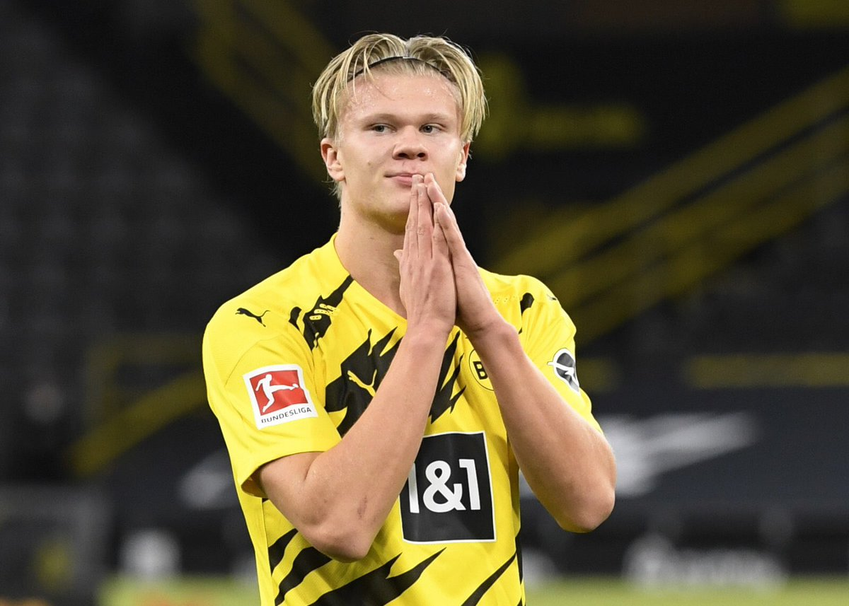 Senior figures at Chelsea believe they can tempt Erling Haaland to join them this summer.  They feel there are several elements in their favour including an attractive financial package, the prospect of him becoming the centre-piece of a young, expensively assembled team.  - ESPN https://t.co/ckCu4LkBVE