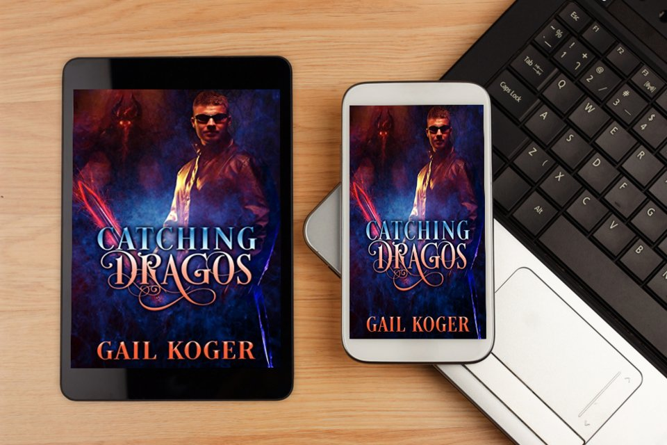 Catching Dragos:  Demons, witches, dragons and strippers. Woot! LOL read. Winner of TRR Reader's Choice Award - Summer of 2016!!   #paranormalromance #comedy