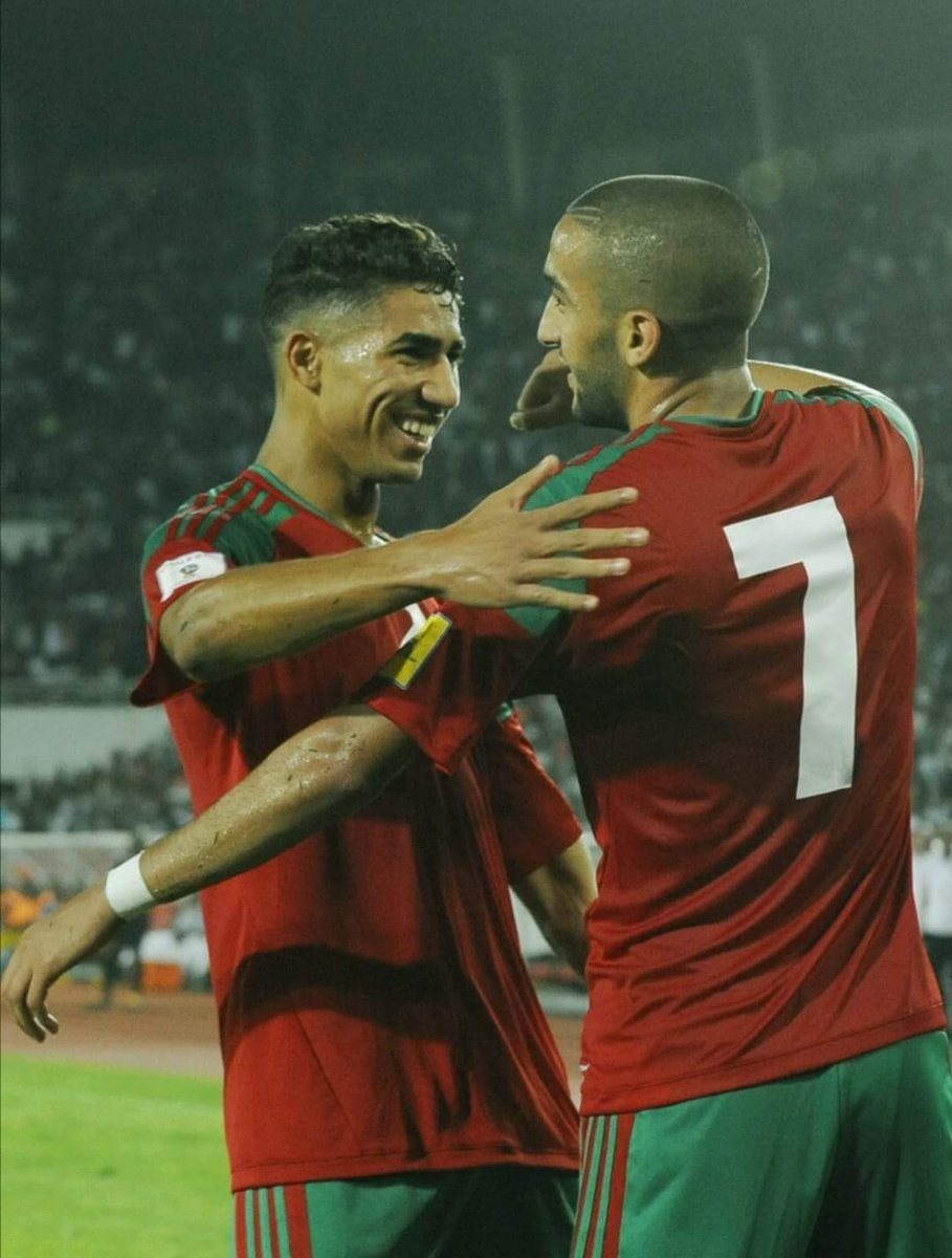 #FridayFeeling 🇲🇦🦁  Only 3️⃣ weeks left before @EnMaroc 🇲🇦 plays the last 2️⃣ qualifying matches of AFCON 2020