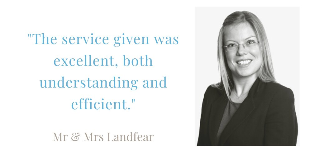 That is what we like to hear from our clients. Well done to Sophie Harvey, Partner, in our Norwich office. #FridayFeeling