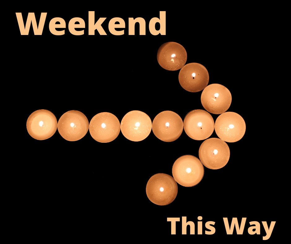 Friday has arrived and the weekend is just ahead! Where will it take you? Spark an idea by leaving a comment.  #happyfriday #weekend #life