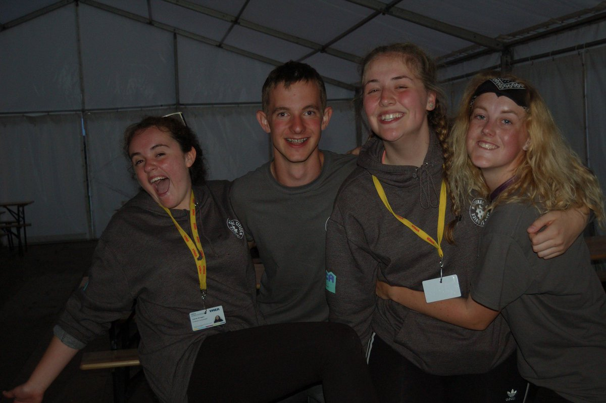 Today is #employeeappreciationday and we want to show you just how amazing our staff are! 🤩 Come rain🌧 or shine☀️, our staff always have a smile on their faces!😊  Why not take some time today to thank someone that you work with?🤗 . #NCS #WorcestershireHour #NoWeCan #YMCA