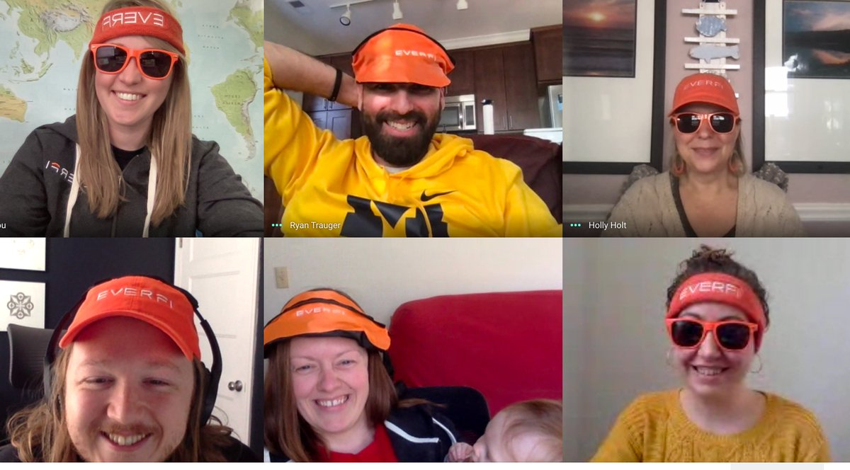 Happy #EmployeeAppreciationDay! Here in Great Lakes we kicked things off with a coffee & chat - missing some of our team, but will catch up throughout the day 🧡 @EVERFIK12