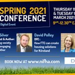 Image for the Tweet beginning: Join us for @NIFHA Spring