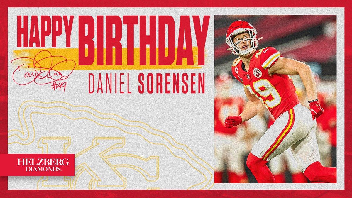It's Dirty Dan's birthday 🎂