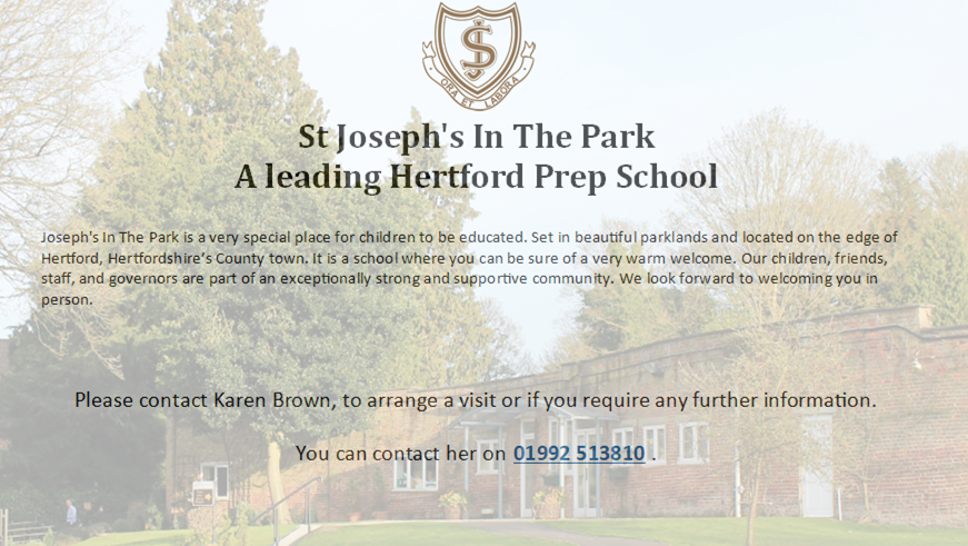 St Joseph's (@fromthepark)