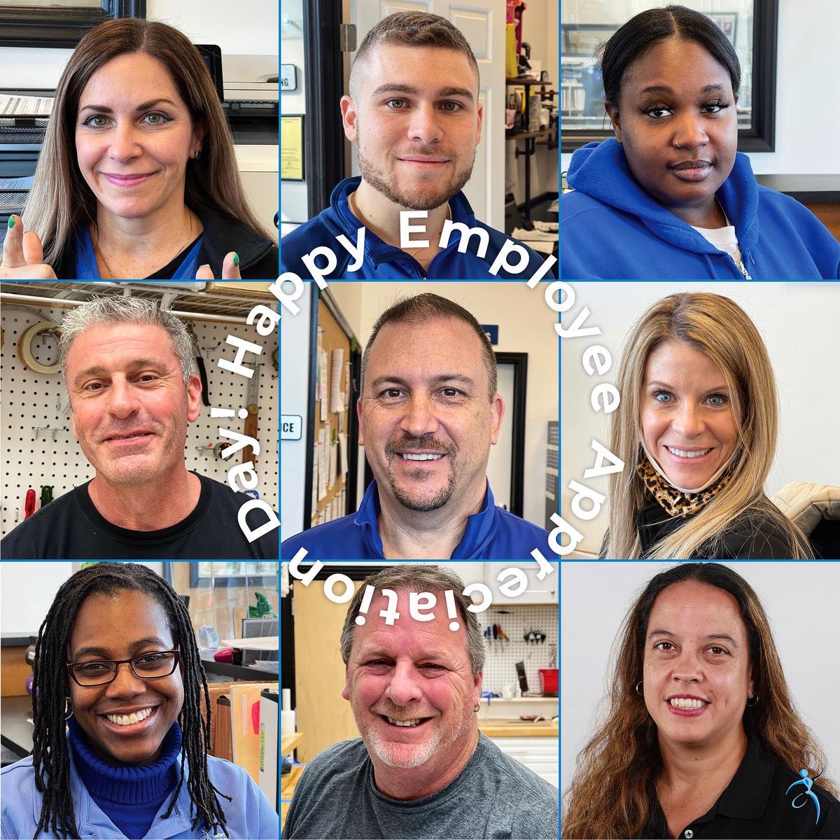 A great employee is like a four leaf clover — hard to find and lucky to have. A special thanks to our employees for their hard work and dedication! 💙 #EmployeeAppreciationDay