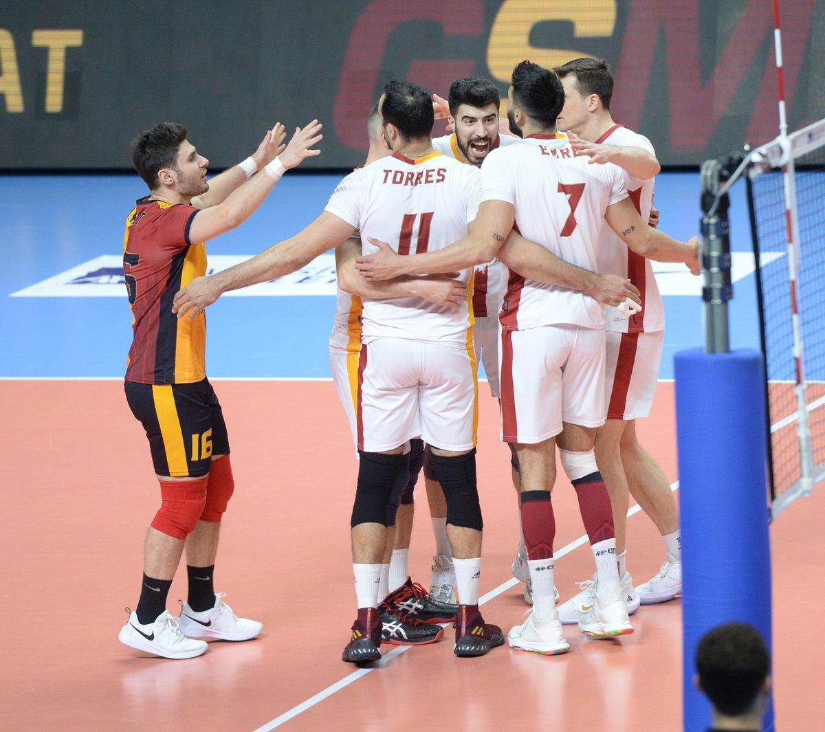 Maç Sonucu: Sorgun Belediye 1-3 Galatasaray HDI Sigorta Tebrikler #FileninAslanları! 👏