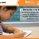 Image for the Tweet beginning: #DiaMundialDeLosDocentes #JuntosSomosSNTE #FelizViernesATodos