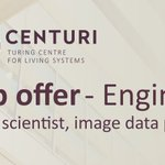 #EngineeringJobs | We are looking for a data scientist - image data processing for our Technology Transfer platform. 🗓 Duration: 2-year contract (renewable)   ➡ More info: https://t.co/YBvzwFRuaH  Don't hesitate to RT!   #DataScientist #Engineering #LuminyCampus