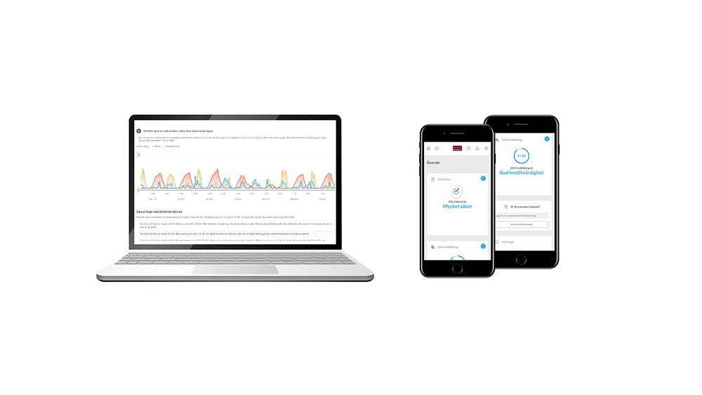 Securitas lanserar nya digitala tjänster för riskprognoser och id-skydd på nätet https://t.co/ZjbUowUoRZ https://t.co/MO2IdiA73Z