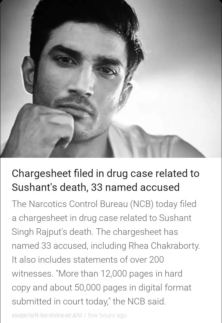 @DasMehera @ApurvaU21 #SushantSinghRajput @ABPNews #SushantConspiracyExposed #SushantDay Hope for the good days!! @AUThackeray @narcoticsbureau @cbic_india Justice will be done!!