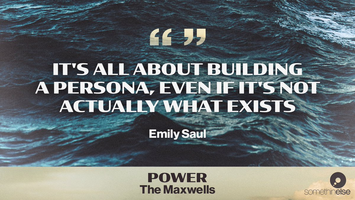 .@tarapalmeri's co-host of Broken: Seeking Justice, @Emily_Saul_, joins her this week to discuss whether reporting on The Maxwells and Jeffery Epstein has changed the way they view the cases against them. Take a closer look this week on Power: The Maxwells