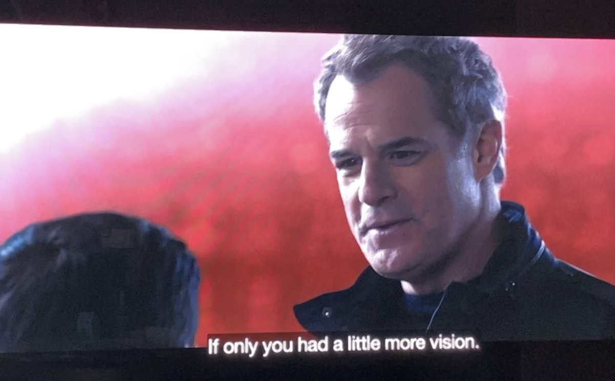 """Do you hear that sound? It's every screenwriter in the world whispering a reverent """"FUCK"""" under their breath. #WandaVision"""